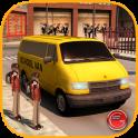School Van Driver Simulator 3D