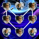 Love Photo Pattern Lock Screen