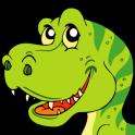 Dinosaurier-Spiele für Kinder