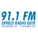 Radio Siete 91.1 FM Ibarreta