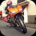 Bicicleta País Moto Racing HD