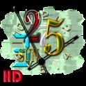 HD Analog Digital Clock Widget