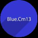 CM 12 /13 Blue theme