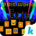 8-Bit World Keyboard Theme