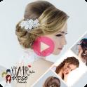 Hairstyles video tutorials