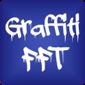 Graffiti para FlipFont® livre