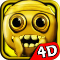 stickman रन 4D - फन रन