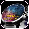 3d StarWatch Watch Face.