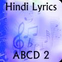Lyrics of ABCD 2