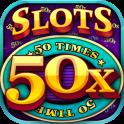 50x Slots