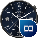 Deep Blue Watchface