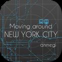 Moving around New York City