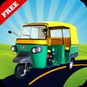 Auto Rickshaw Mountain Drive