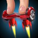 Simulator Jet Hoverboard