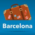 バルセロナ オフラインマップ、無料の旅行ガイド
