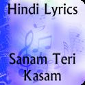 Lyrics of Sanam Teri Kasam
