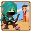 Arrow Of Justice Archery Fight