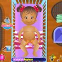 Baby Daisy Diaper Change Game