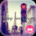 Paris Wallpaper-Stop for Love-