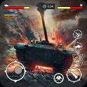 Tank Verteidigung Angriff 3D
