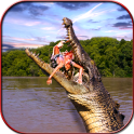 Crocodile Attack Simulator