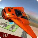 Futur Flying Car Racing