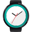 Flat HD Watch Face