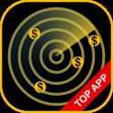 Radar dinero Simulación