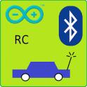 Arduino RC car bluetooth