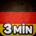 Apprendre l'allemand en 3 min