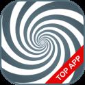 La hipnosis espiral Simulación