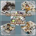 3D House Layouts 2018