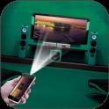 Live Video Projector Prank