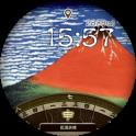 Ukiyo-e Watch