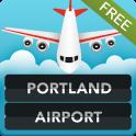 FLIGHTS Portland Airport