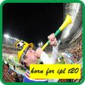 Vuvuzela sound air horn