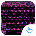 Theme TouchPal Leopard Pink