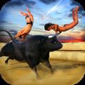Bull Attack Simulator 2016