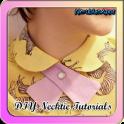 DIY Necktie Tutorials