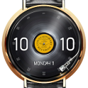DJ Vinyl Watch Face