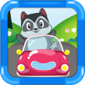 Toy Car Driving Game For Kids