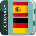 Spanish German Dictionary