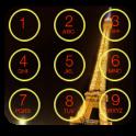 AppLock - Paris Theme