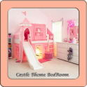Castle Theme Bedroom Designs
