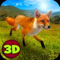 Wild Fox Survival Simulator 3D