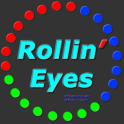 Rollin' Eyes LED controller