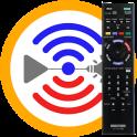 Remote for Sony TV & Sony Blu-Ray Players MyAV
