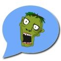 Zombie Bot Chat with a Zombie