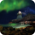 Amazing Aurora Live Wallpaper