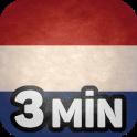 Niederländisch lernen in 3 Min